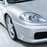 Ferrari 360 Spider zilver-8437