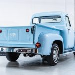 Ford Pick-Up blauw-8525