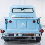 Ford Pick-Up blauw-8526