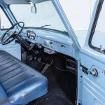 Ford Pick-Up blauw-8544