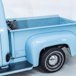 Ford Pick-Up blauw-8564