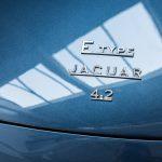 Jaguar E-Type blauw-6166