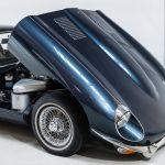 Jaguar E-Type blauw-6194