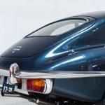 Jaguar E-Type blauw-6196