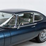 Jaguar E-Type blauw-6200