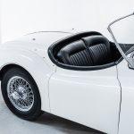 Jaguar XK140 wit-8635