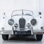 Jaguar XK140 wit-8638
