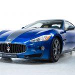 Maserati GranTurismo blauw-