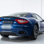 Maserati GranTurismo blauw-6011