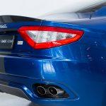 Maserati GranTurismo blauw-6035