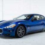 Maserati GranTurismo blauw-6039