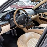 Maserati Quattroporte grijs-2657