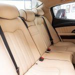 Maserati Quattroporte grijs-2683
