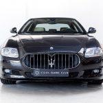 Maserati Quattroporte grijs-2702
