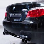 BMW M5 E60 zwart-9508