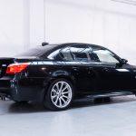 BMW M5 E60 zwart-9544