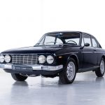 Lancia Flavia blauw-