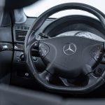 Mercedes E55 AMG grijs-8466