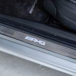 Mercedes E55 AMG grijs-8473