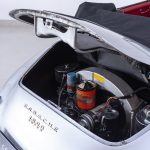 Porsche 1600 cabrio zilver-9225