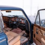 Rolls Royce Corniche II blauw-9358