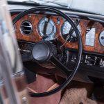 Rolls Royce Corniche II blauw-9360