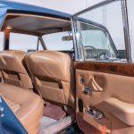 Rolls Royce Corniche II blauw-9366