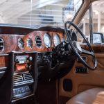 Rolls Royce Corniche II blauw-9370