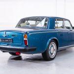 Rolls Royce Corniche II blauw-9373