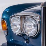 Rolls Royce Corniche II blauw-9394