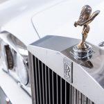 Rolls Royce Corniche II wit-9117