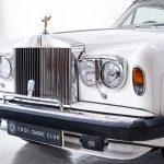 Rolls Royce Corniche II wit-9123