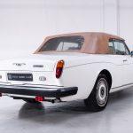 Rolls Royce Corniche II wit-9127