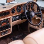Rolls Royce Corniche II wit-9144
