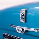 Rolls Royce Silver Shadow II blauw-9404