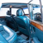 Rolls Royce Silver Shadow II blauw-9415