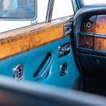 Rolls Royce Silver Shadow II blauw-9421