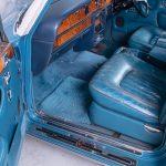 Rolls Royce Silver Shadow II blauw-9422