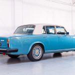 Rolls Royce Silver Shadow II blauw-9430