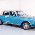 Rolls Royce Silver Shadow II blauw-9432