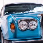 Rolls Royce Silver Shadow II blauw-9446