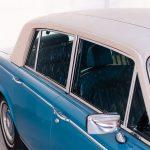 Rolls Royce Silver Shadow II blauw-9448