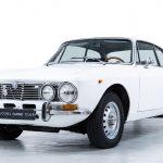 Alfa Romeo 2000 wit-