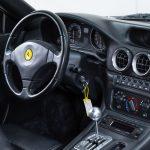 Ferrari 550 Maranello zwart-8805