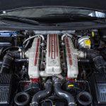 Ferrari 550 Maranello zwart-8831
