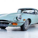 Jaguar E-Type Hardtop-