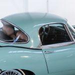 Jaguar E-Type Hardtop-9695