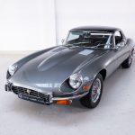 Jaguar E-Type hardtop grijs-0718
