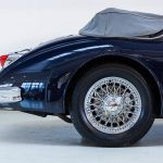 Jaguar XK150 blauw-9929