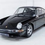 Porsche 911T zwart-8749